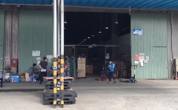 NÓNG: TP.HCM phát hiện ca mắc Covid-19 làm việc tại Khu công nghiệp Vĩnh Lộc
