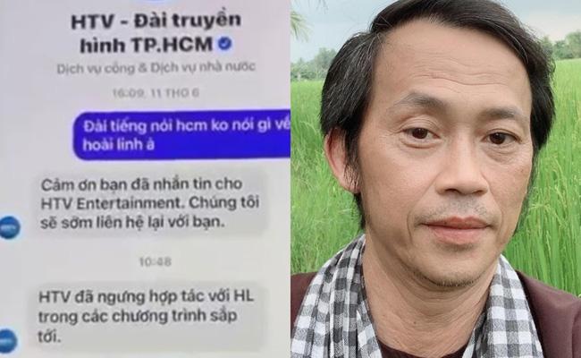 Phía Hoài Linh nói gì trước tin đồn bị HTV cấm sóng sau lùm xùm 14 tỷ từ thiện?
