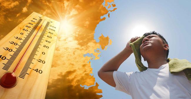 Nắng nóng, chỉ số nhiệt cao, người dân cần đề phòng 2 tình trạng nguy hiểm sức khỏe thường gặp này - 1