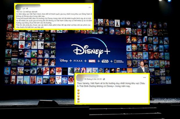 Rộ tin Việt Nam là thị trường châu Á duy nhất bị Disney+ 'bỏ rơi' khiến netizen kêu trời, thực hư ra sao? - 1