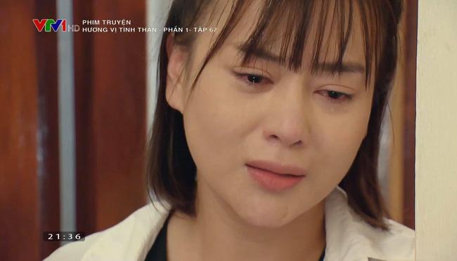 Khán giả bật khóc với cảnh phim xúc động nhất tập 67, 'Hương vị tình thân' chính là đây