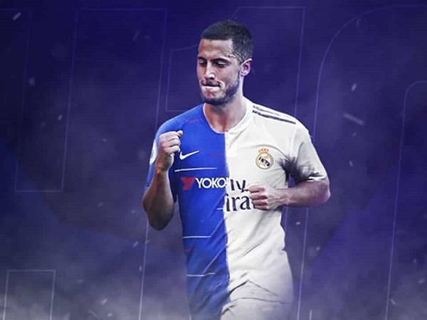 Real tha thiết mời Chelsea mua lại 'cục nợ' Hazard