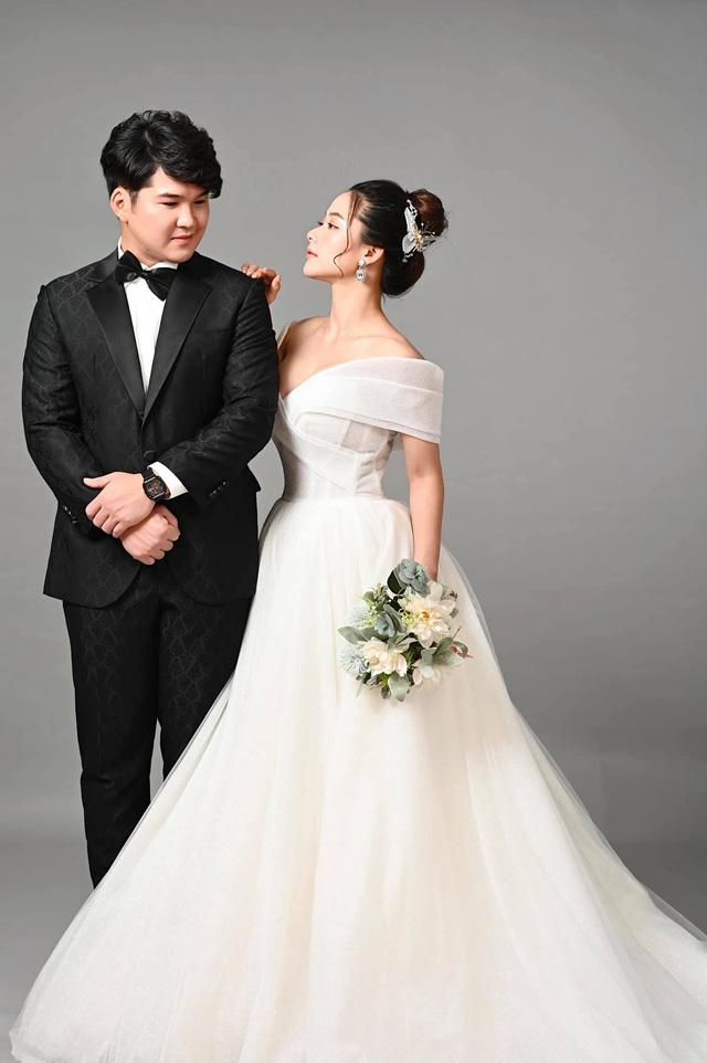 Cặp đôi Núi - Hoa trong 'Mùa hoa tìm lại' tung ảnh cưới cực ngọt - 5