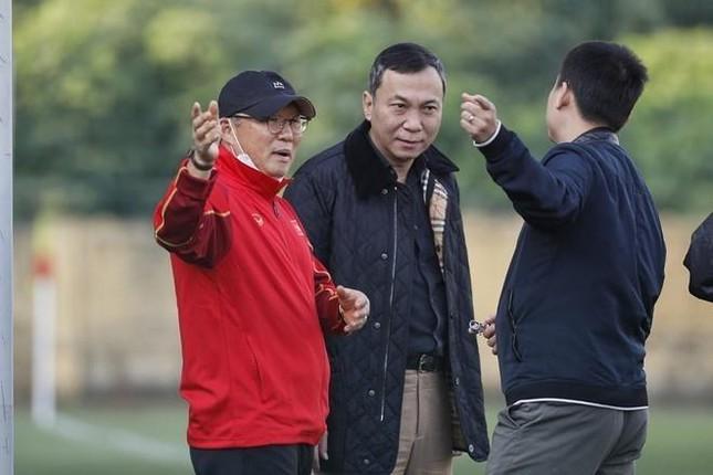 Ông Park Hang-seo: VFF đề nghị gia hạn mà tôi từ chối thì cũng không thành - 1