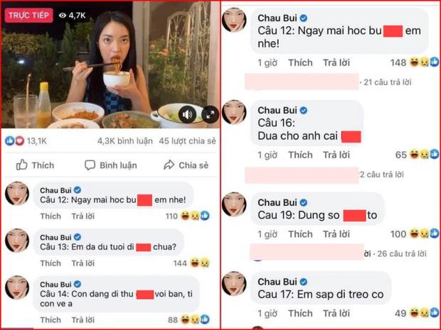 Châu Bùi chính thức xin lỗi về sự cố tiếng Việt không dấu: 'Nhẽ ra lúc livestream, thấy không thoải mái thì mình nên dừng lại'