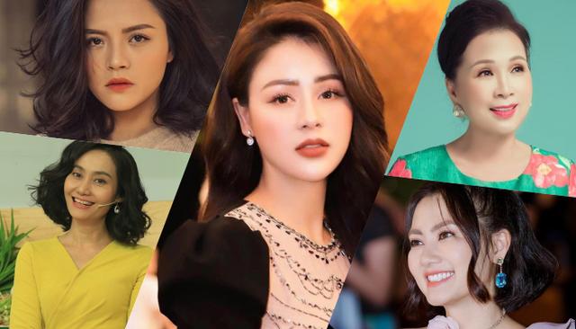 Phương Oanh lên tiếng khi đã xin rút khỏi VTV Awards 2021 từ lâu nhưng vẫn có tên trong đề cử - 2