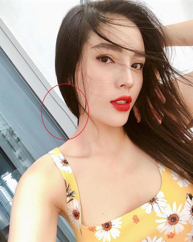 Bị netizen soi photoshop méo cả đồ vật khi khoe eo thon, Kỳ Duyên lên tiếng giải thích nhưng liệu có hợp lý? - 7
