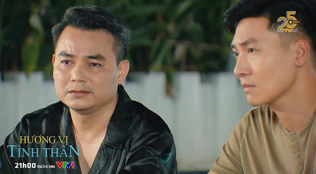 Hương vị tình thân 2 tập 7: Ông Sinh khóc lóc gọi cho Nam lúc nửa đêm, Thiên Nga sốc nặng với món quà kinh dị trong phòng ngủ - 2