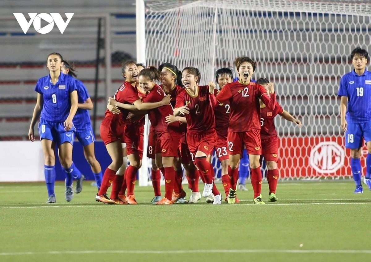 ĐT nữ Việt Nam chốt danh sách tham dự vòng loại Asian Cup 2022