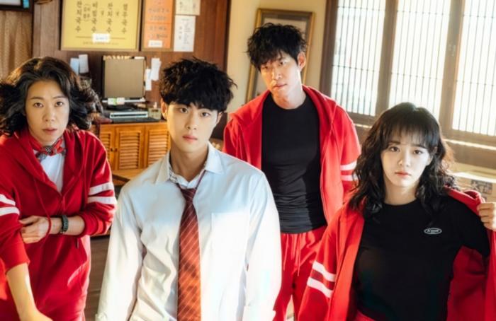 Top 11 phim Hàn đạt rating cao nhất 2021: 'Hometown Chachacha' ngậm ngùi nhường chỗ cho loạt cái tên này - 2