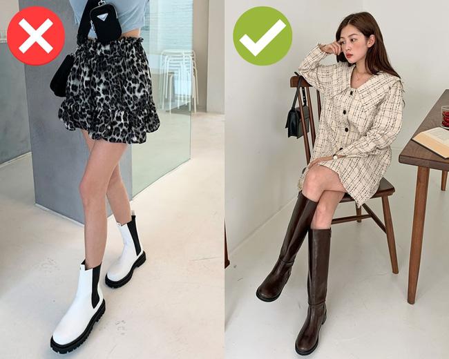 Săn boots để đi mua lạnh đừng chọn kiểu này: Rất khó mix đồ, còn khiến style bị lỗi mốt
