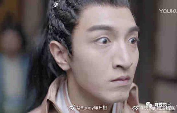 Phim mới của Bành Tiểu Nhiễm mở điểm thấp đến sốc nặng, netizen đổ hết tội cho nam chính 'xí trai' nhất 2021? - 3