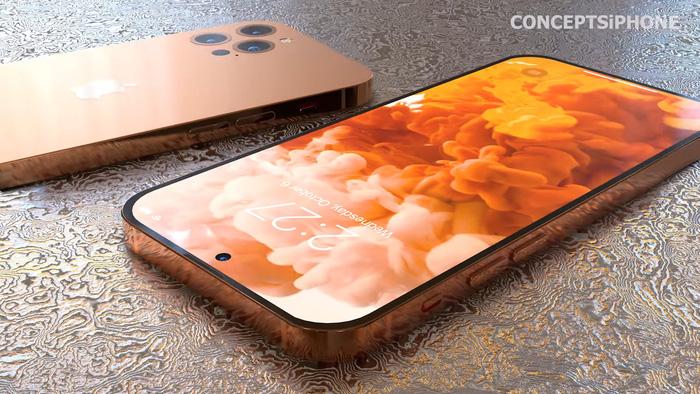 Hé lộ concept iPhone 14 với màu sắc mới, thiết kế mới! - 9