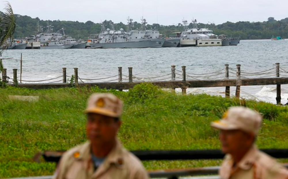 Mỹ kêu gọi Campuchia 'minh bạch hơn hoạt động của Trung Quốc ở quân cảng Ream'