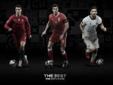 Ronaldo, Messi vào top 3 FIFA The Best