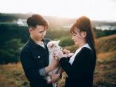Cặp đôi nên duyên nhờ nút 'like' trên facebook