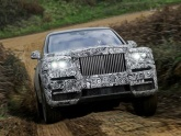 SUV đầu tiên của Rolls-Royce sắp hoàn tất thử nghiệm
