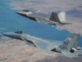 Tầm giám sát bất ngờ của radar chiến đấu cơ Nga-Mỹ
