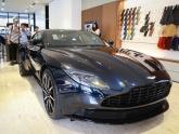 Siêu xe 15,7 tỷ Aston Martin DB11 có các đối thủ xứng tầm nào tại VN?