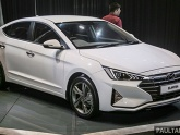 Hyundai Elantra 2019 giá từ 26.500 USD tại Malaysia