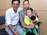 Thương Tín chưa chịu làm hôn thú với vợ kém 30 tuổi