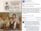 Người bố nhờ cộng đồng tìm con trai thất lạc ở Đức gần 20 năm qua