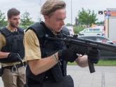Xả súng tại trung tâm mua sắm ở Đức, 10 người chết
