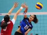 Bóng chuyền nữ Việt Nam thua trắng Thái Lan 0-3