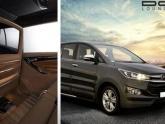Toyota Innova 2017 mang nội thất theo phong cách Rolls-Royce và Maybach