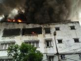 Hà Nội: Cháy lớn tại tầng thượng tòa nhà, nhiều người hốt hoảng bỏ chạy