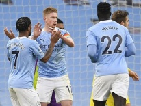 Man City vượt 7 bậc, bay vào Top 4 Premier League