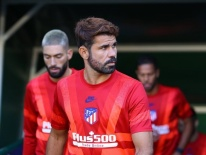 Atletico chấm dứt hợp đồng của Diego Costa
