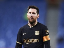 Man City từ bỏ Lionel Messi