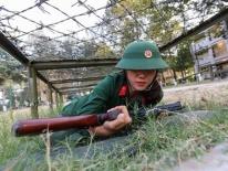 Báo Trung Quốc thán phục độ tinh nhuệ nữ binh Việt Nam