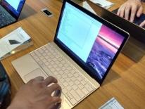 Apple vượt Asus trên thị trường laptop 2017