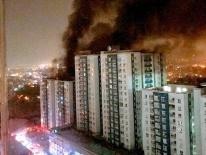 Nạn nhân vụ cháy Carina Plaza: 'Ở chung cư vẫn an toàn hơn nhà phố'