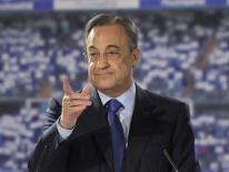 Chủ tịch Perez: 'Inter muốn có Modric mà không mất một đồng nào'