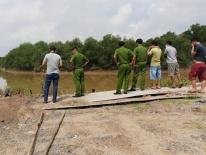 Phát thiện thi thể nam thanh niên trên sông Rạch Chiếc