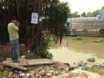 Phát hiện thi thể nam thanh niên có hình xăm hoa văn ở bụng trên sông Sài Gòn