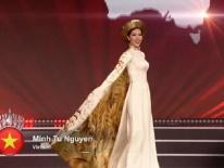 Kết quả của Miss Supranational khiến cư dân mạng phẫn nộ khi  Minh Tú chỉ dừng chân ở Top 10 dù thể hiện xuất sắc