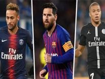Cuộc đua Chiếc giày Vàng 2018/19: Hat-trick đưa Messi vào top 5
