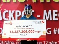 Chỉ mua một vé cho vui, khách ở Đà Nẵng trúng Vietlott hơn 13 tỷ
