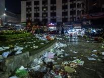 Sau Tết, hình ảnh một Đà Lạt ngập rác khiến những người yêu thành phố ngàn hoa xót xa