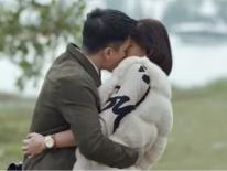 Khán giả 'phát sốt' vì nụ hôn mãnh liệt của Lưu Đê Ly và Huỳnh Anh trong Chạy trốn thanh xuân