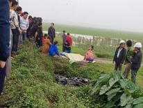 Hà Nội: Bàng hoàng phát hiện thi thể nam thanh niên có thương tích trên mặt, nằm cạnh xe máy