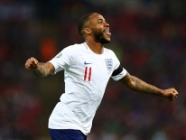Clip: Raheem Sterling lập hattrick, ĐT Anh thắng tưng bừng tại Wembley