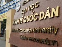 ĐH Kinh tế Quốc dân xóa tên 2 thí sinh Hòa Bình được nâng điểm thi