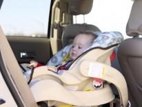 Trẻ em và nguy cơ thiệt mạng trên ôtô