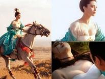 Cảnh nóng trên ngựa của Phạm Băng Băng - Lê Minh bị cắt
