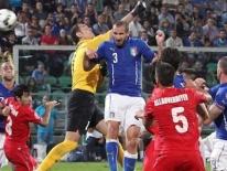 23h00 ngày 10/10, Azerbaijan vs Italia: Khách hạ quyết tâm